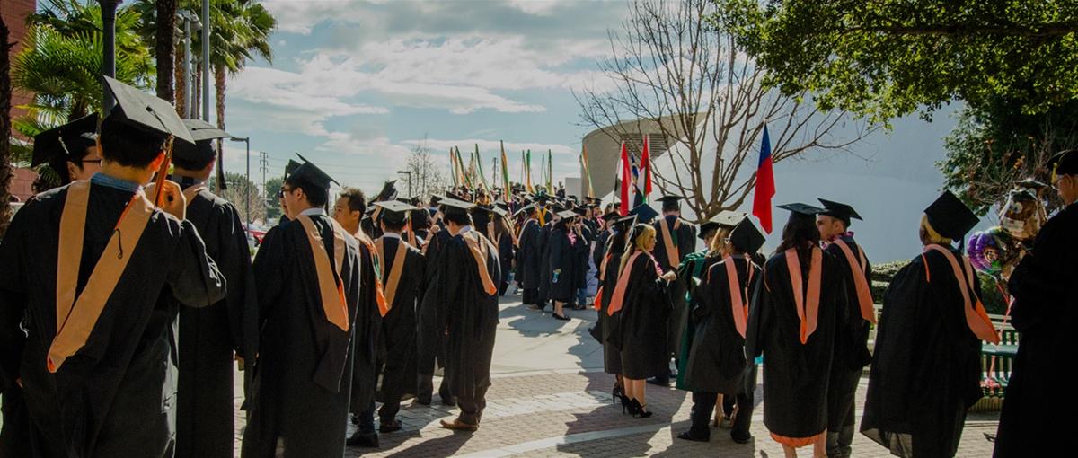 Commencement University Of La Verne