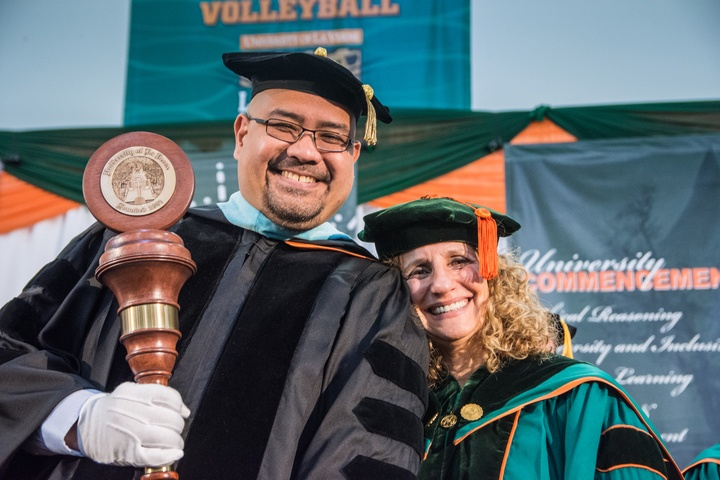 Faculty and Staff Commencement resources