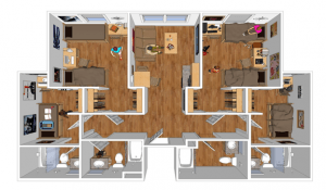 Vista La Verne Residence Hall Housing And Residential