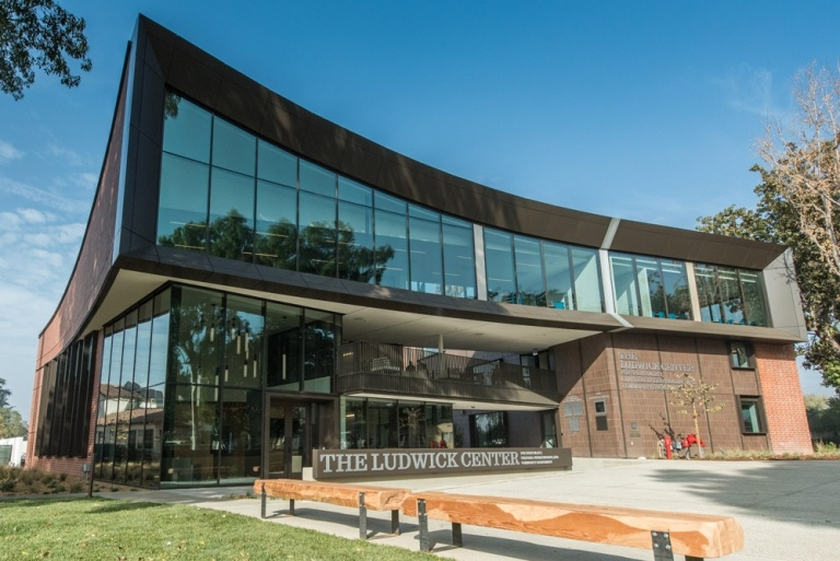 The new Ludwick Center for Spirituality, Cultural Understanding, and Community Engagement