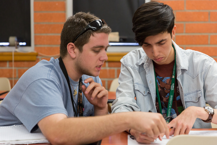 Debate Camp Draws Southland High School Students University Of La