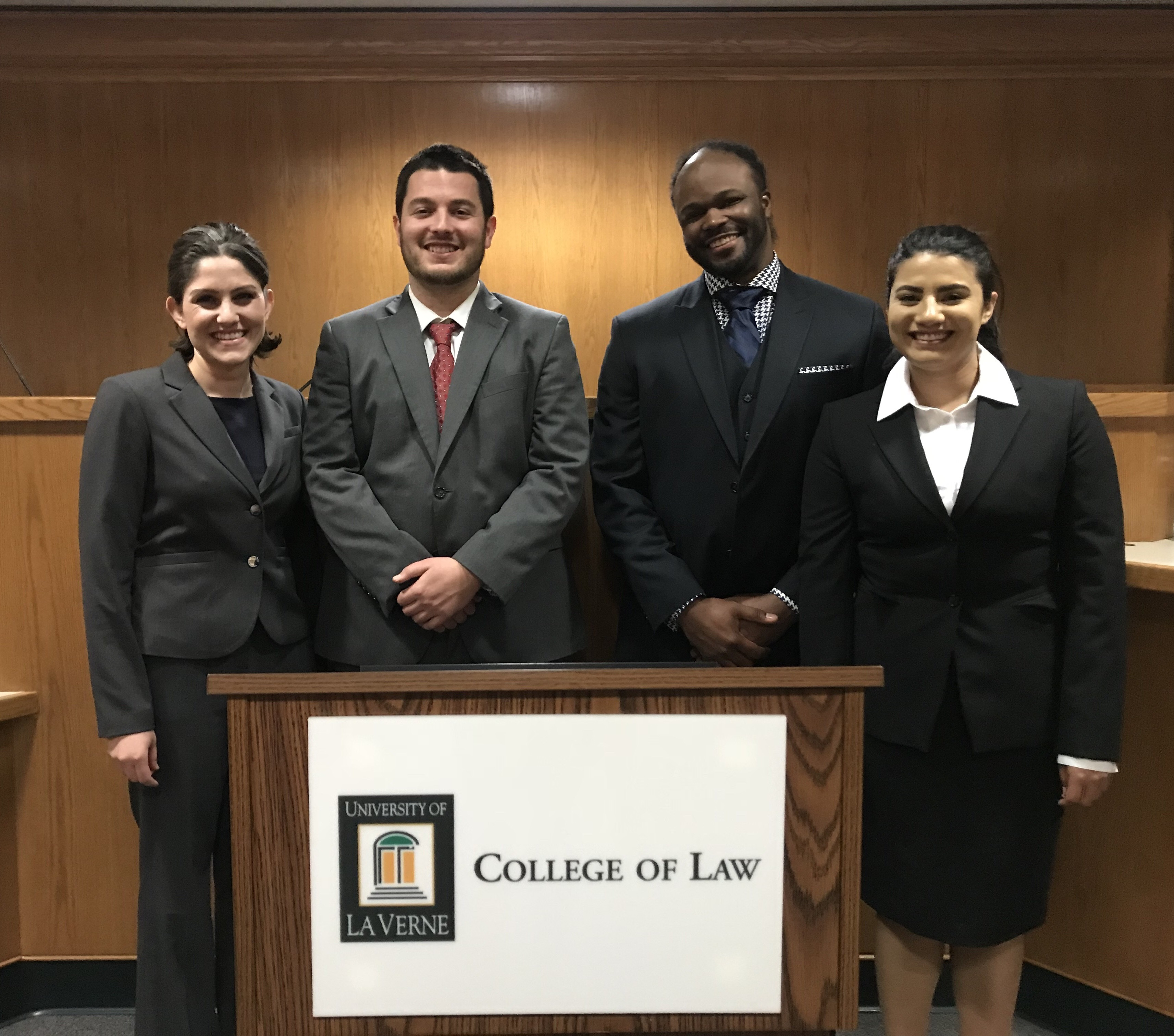 College of Law Closing Argument Competition