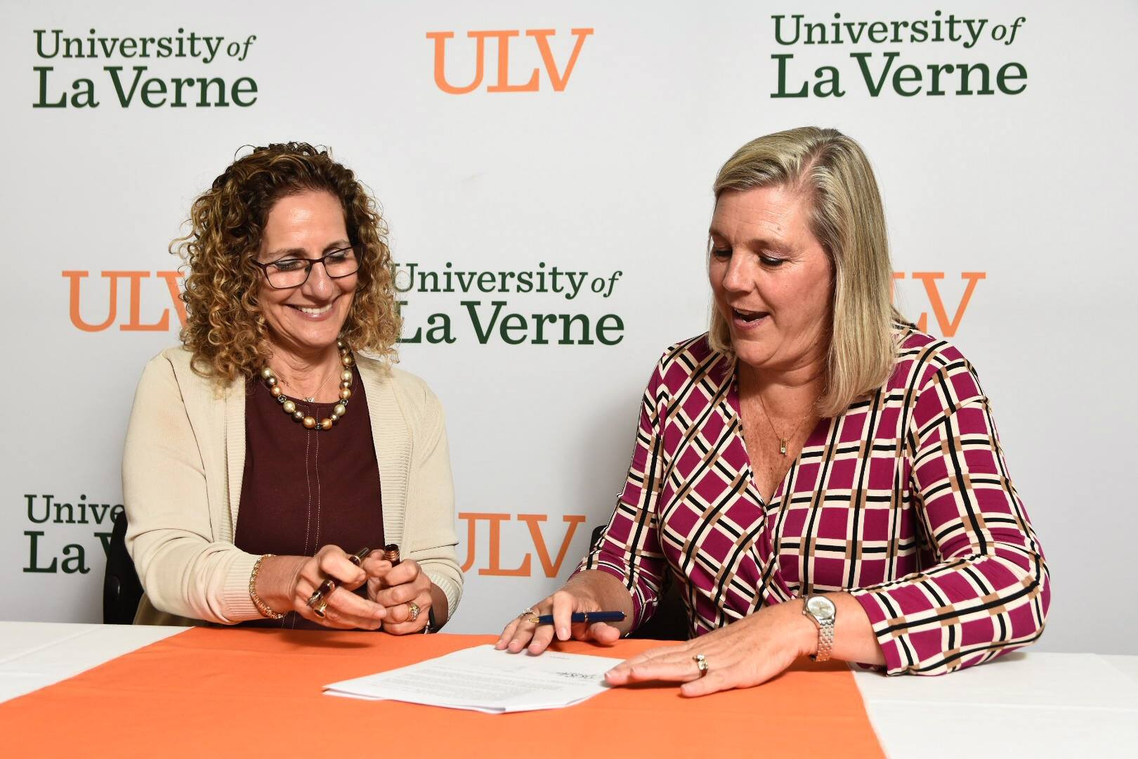 University of La Verne PACE partnership