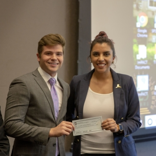 University of La Verne's Integrated Business Students Raise More Than $31,000 for Local Charities