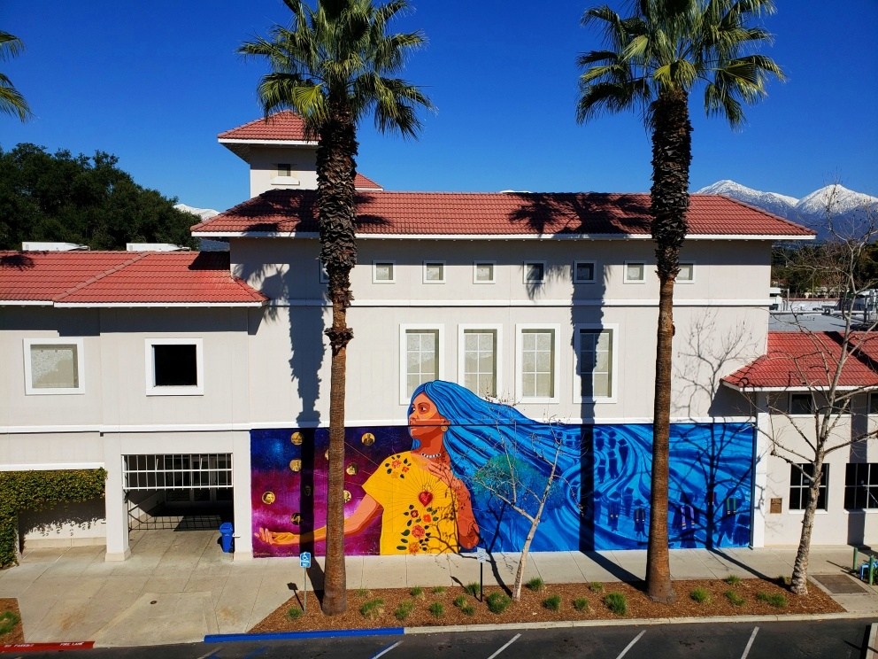 Expanded photo of mural