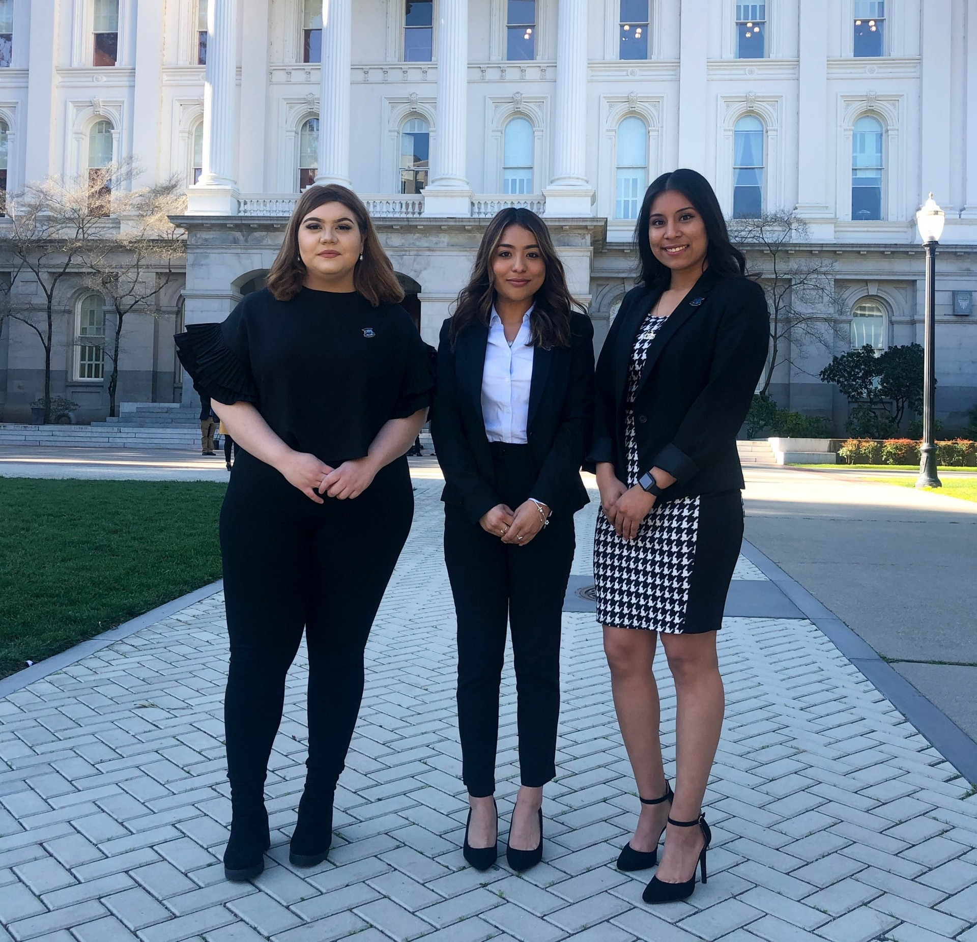 University of La Verne Students in Sacramento