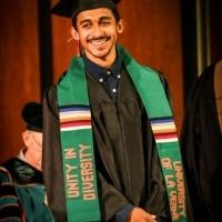 Student receives cultural sash