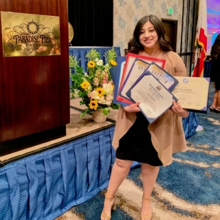 National Hispanic Business Women Association Awards Educational Scholarship to University of La Verne Staff Member