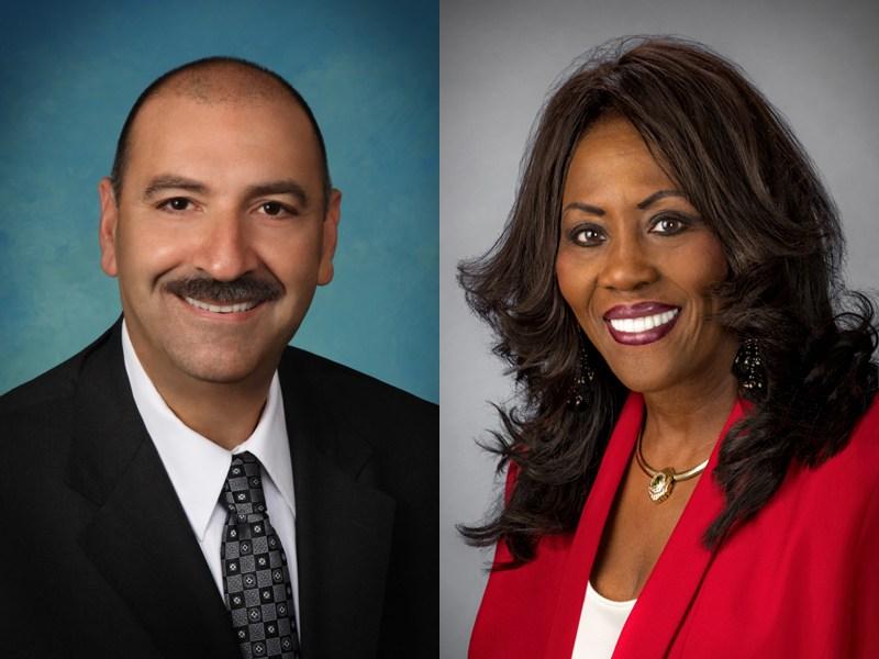 John Raffoul and Martha Daniel