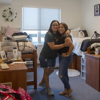 Move-In Day Welcomes New, Returning Students to the University of La Verne