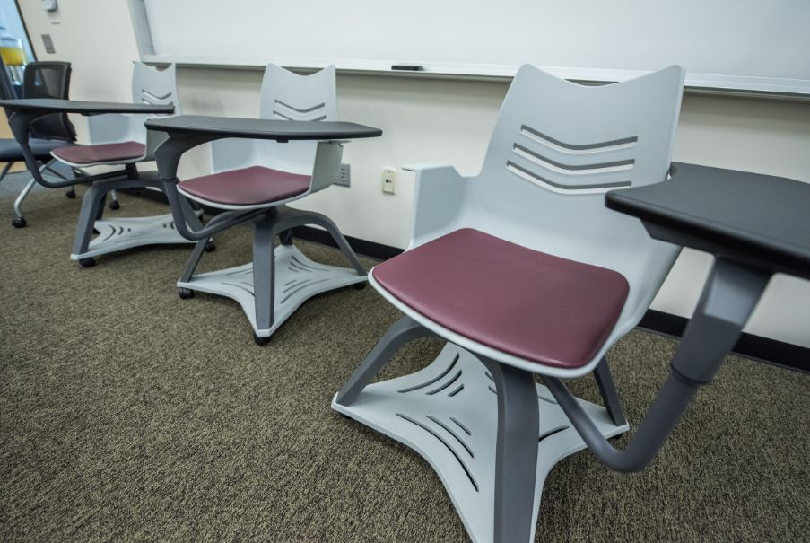 Center's chairs