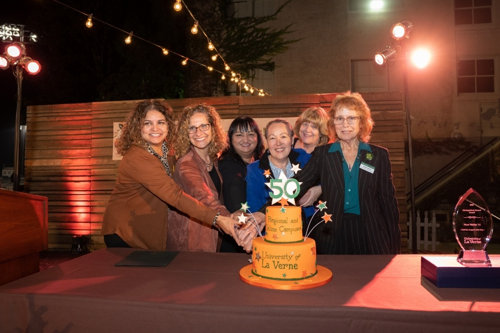 ROC Administration with cake