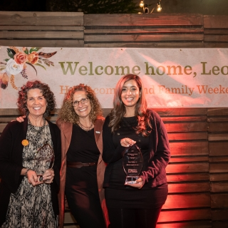 Alumnae Honored During 2019 Homecoming and Family Weekend