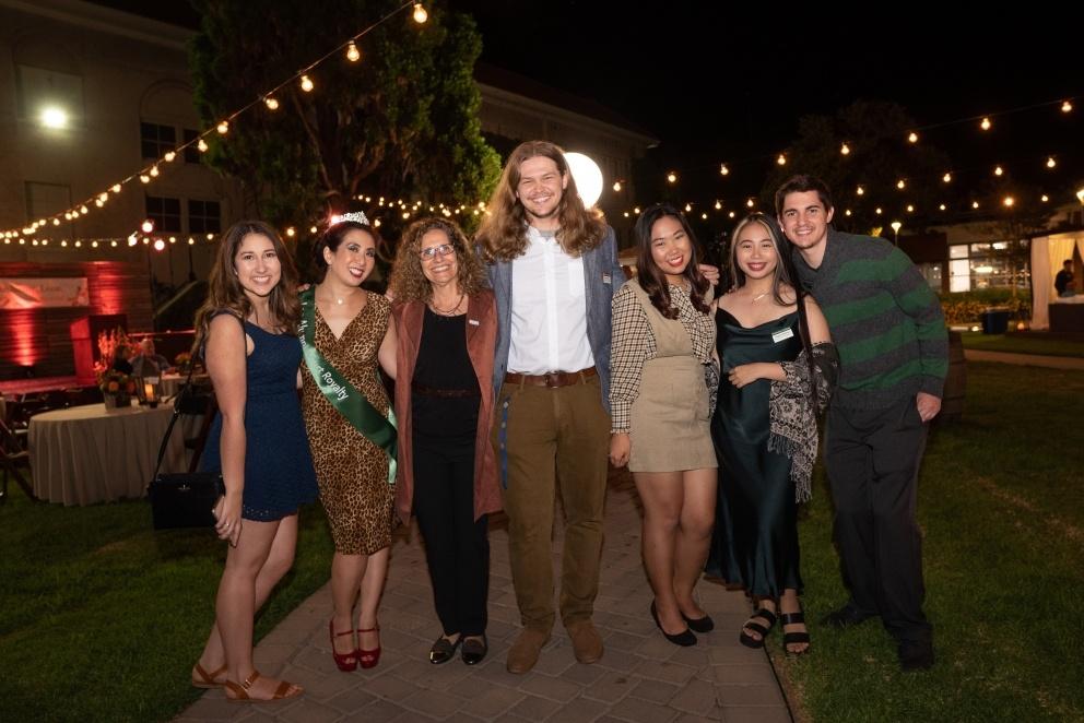 Group of Alumni