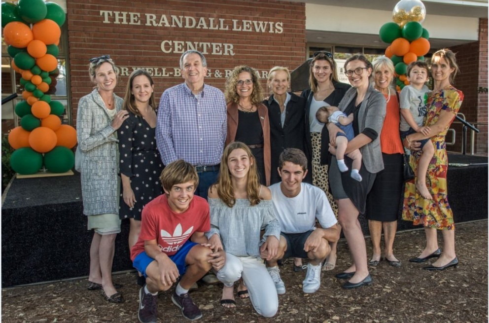 Randall Lewis Family