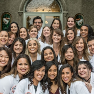 White Coat Ceremony Welcomes New Class of Physician Assistant Students
