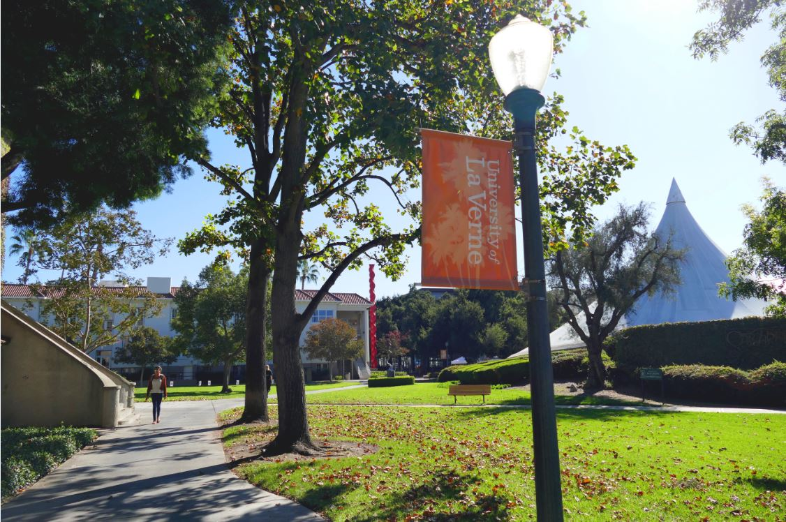 University of La Verne Campus