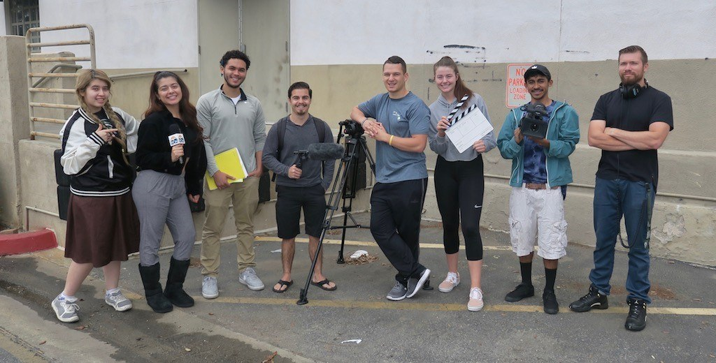 University of La Verne Senior Filmmakers Spring 2019