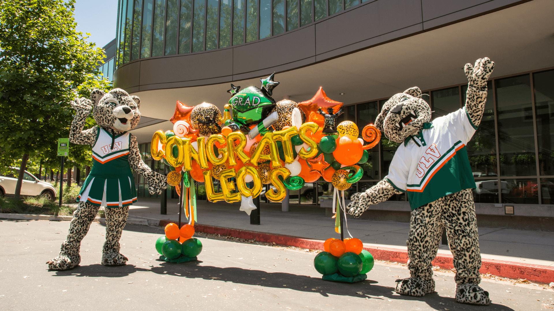 Grad Gift Box Parade Celebration Image 3