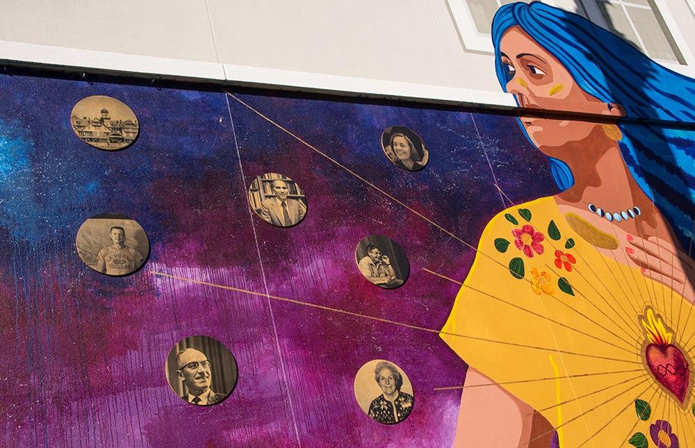 2017 Arts Council Mural