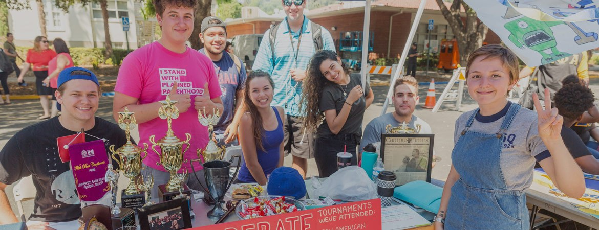 Student Clubs at La Verne