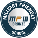 Military Friendly School Bronze
